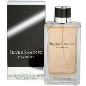 Original Davidoff Silver Shadow For Men - 100ml EDT Price In Pakistan