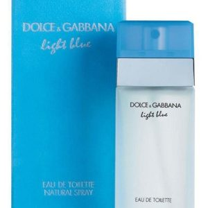 DOLCE & GABBANA Light Blue For Women - 100ml Original Perfume Price In Pakistan
