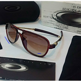 Brown Twin Shade Oakley High Quality Sunglasses Price in Pakistan