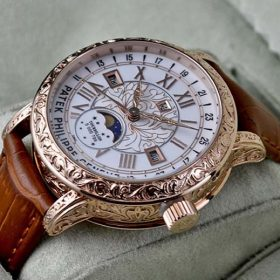PATEK PHILIPPE MOON TOURBILLON NW-PP1245 Price In Pakistan