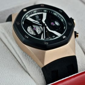 AUDEMARS PIGUET ROYAL OAK CONCEPT GMT TOURBILLON NW-AP1352 Price In Pakistan
