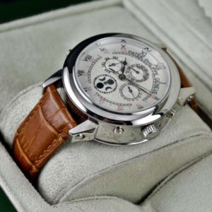 PATEK PHILIPPE AUTOMATIC DUAL TIME NW-PP1260 Price In Pakistan