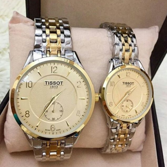 TissoT Pair of watches 1135 Price In Pakistan
