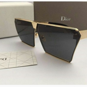 Dior Black Square Shaped High Quality Sunglasses Price In Pakistan