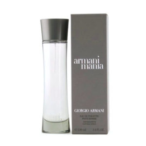 Original Giorgio Armani Mania For Men - 100ml EDT Price In Pakistan