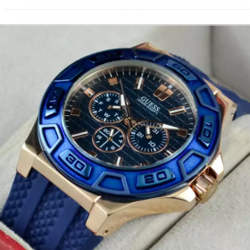 Guess FORCE Blue Watch 38mm Price In Pakistan