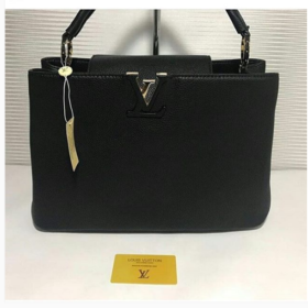 Black Louis Vuitton Quality Women Hand Bag Price in Pakistan
