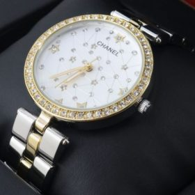Chanel Silver Star Dial Ladies Watch For Women Price In Pakistan