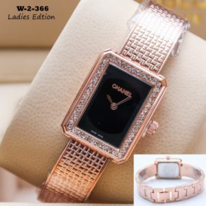 CHANEL Edtion W-2-366 Watch For Women Price In Pakistan