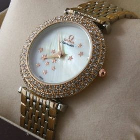 Omega Diamond Ladies Watch Price In Pakistan For Women