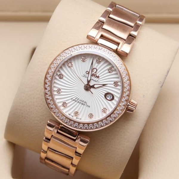 Omega Ladymatic Co Axial Chronometer Watch For Women Price