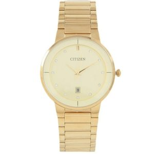 Citizen BI5013-51P - Analog Watch for Men - Champagne Price In Pakistan
