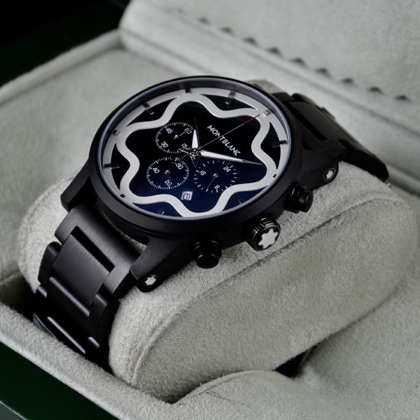 MONTBLANC TIMEWALKER 04 STAR CHRONOGRAPH  Price In Pakistan