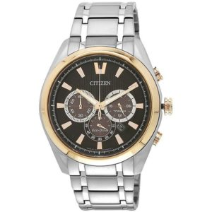 Citizen CA4015-54E - Stainless Steel Analog Men's Watch - Black Price In Pakistan