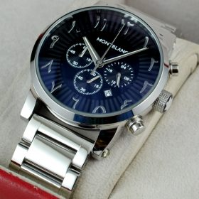 Montblanc Arabic Chronograph Stainless Steel Case price in Pakistan