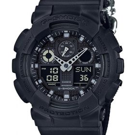 Casio G-SHOCK - GA-100BBN-1A -For Men Price In Pakistan