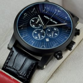Montblanc Arabic Chronograph Blue Dial watches price in Pakistan