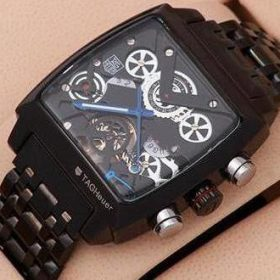 Tag Heuer Exquisite Monaco V4 Skeleton price in pakistan
