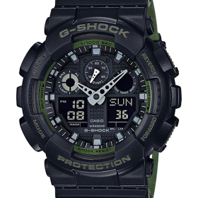 Casio G-SHOCK - GA-100L-1ADR - For Men Price In Pakistan