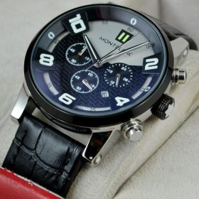 Montblanc (01 3D) Chronograph For Men price in Pakistan