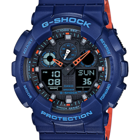 Casio G-SHOCK - GA-100L-2ADR - For Men Price In Pakistan