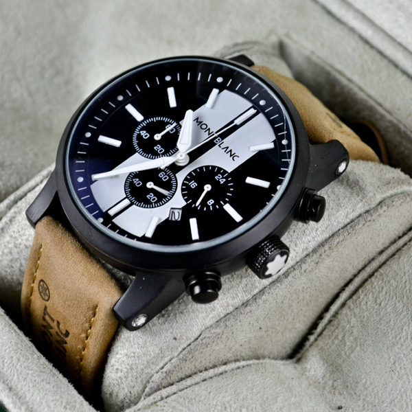 MONTBLANC SUEDE 166060 CHRONOGRAPH price in Pakistan