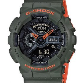 Casio G-SHOCK - GA-110LN-3ADR - For Men Price In Pakistan