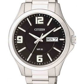 Citizen BF2001-55E - Silver Stainless Steel Analog Watch For Men Price In Pakistan