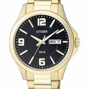 Citizen Gold Stainless Steel Analog Watch For Menack Price In Pakistan