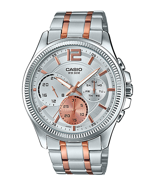 Casio MTP-E305RG-7AVDF For Men price in pakistan