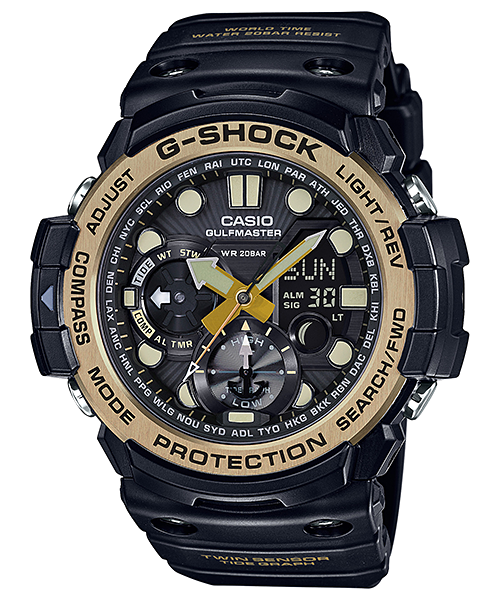 Casio G-SHOCK -GN-1000GB-1A – For Men Price In Pakistan