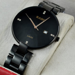 Rado Coupole Date Black Dial Watches Price In Pakistan