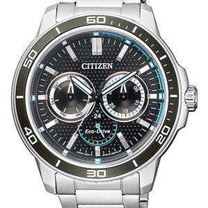 Citizen BU2040-56E - Silver Stainless Steel Chronographic Watch For Men Price In Pakistan