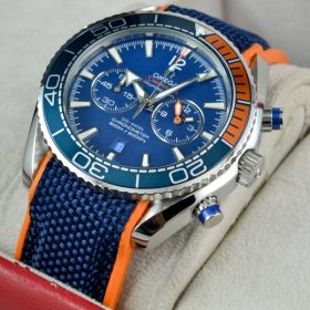 Omega Seamaster Planetocean Master Chronometer Blue price in pakistan