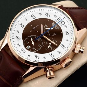 Tagheuer 100 Mikrograph Rose Gold price in pakistan