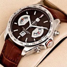 Tag Heuer Carrera Calibre 17 Brown price in pakistan