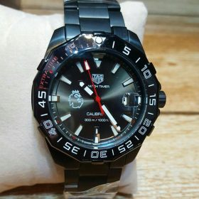 TAG Heuer Carrera Calibre 16 Black Date Display