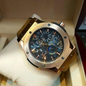 Hublot Chronograph Automatic Naked for Men Price In Pakistan