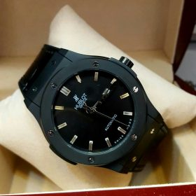 Hublot Chronograph Automatic Black Magic for Men Price In Pakistan