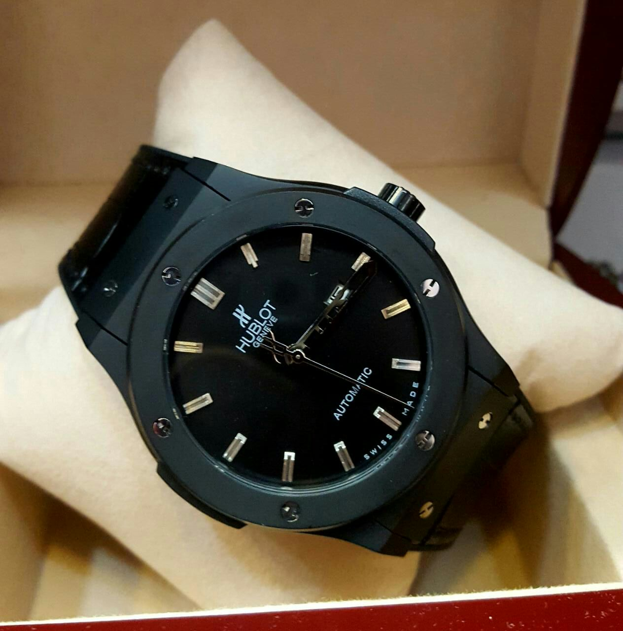 Hublot Automatic Black Magic For Men Price In Pakistan