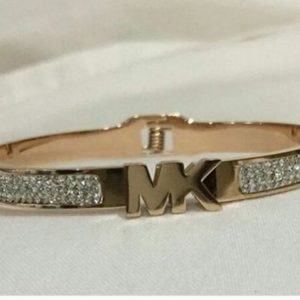 MK Golden Bold Ring For Women