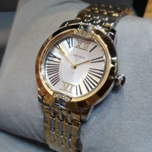 Cartier Roman TimePiece Watch For Women