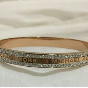 MK Golden Ring For Women