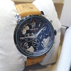 Mont Blanc Chronograph Hemisphere Date Display Price in Pakistan