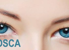 EyeDia Color Contact Lenses Tosca