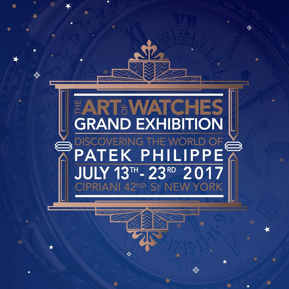 Patek Philippe Presents The Art Of Watches Grand Exhibition New York 2017