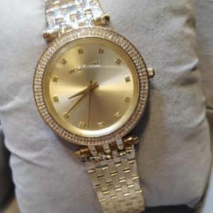 Michael Kors Golden Women's Watch