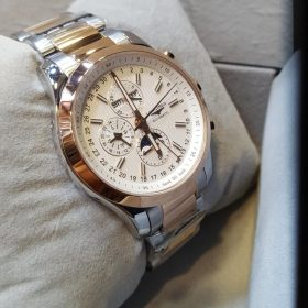 Longines Chronograph Moon Phase Men's Watch