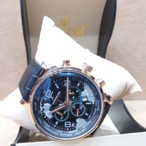 Mont Blanc Hemisphere Chronograph Men's Watch