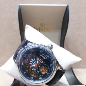 Mont Blanc Chronometer Skeleton Edition Men's Watch